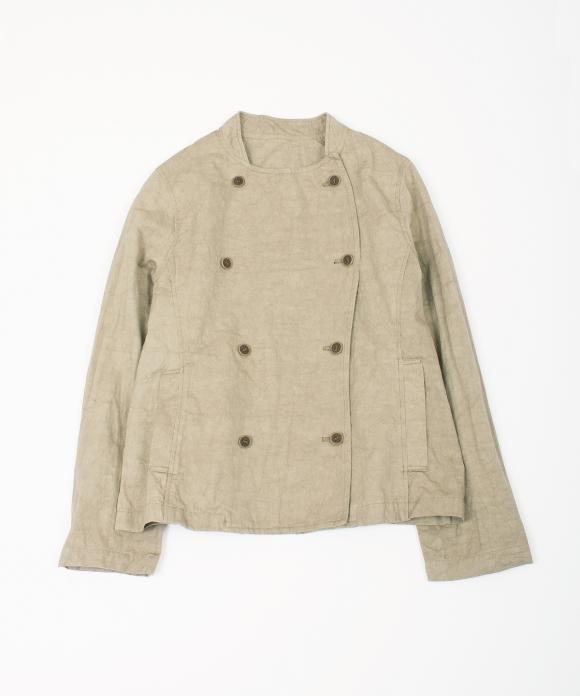 ファナージュハイカウントコックジャケット