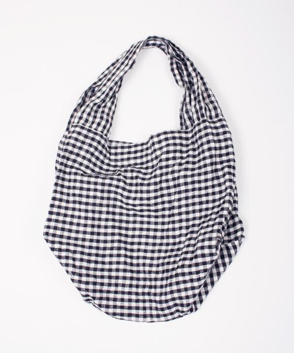 リネンギンガム超撥水バッグ limited item