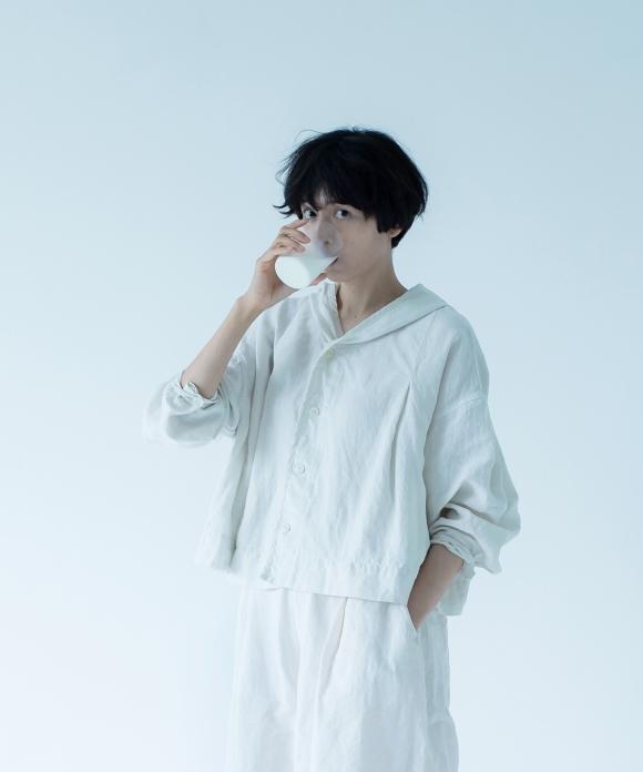 【菊池亜希子さん別注】デイリーズミルクフーディ