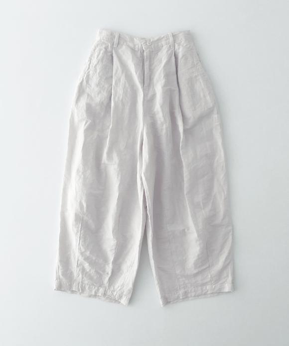 【菊池亜希子さん別注】デイリーズミルクパンツ