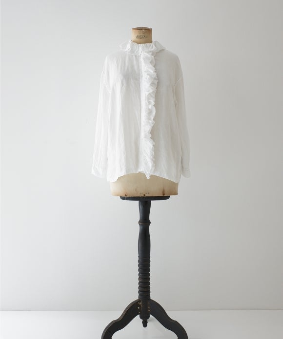 "【""Artisan"" Collection】RUFFLED BLOUSE"
