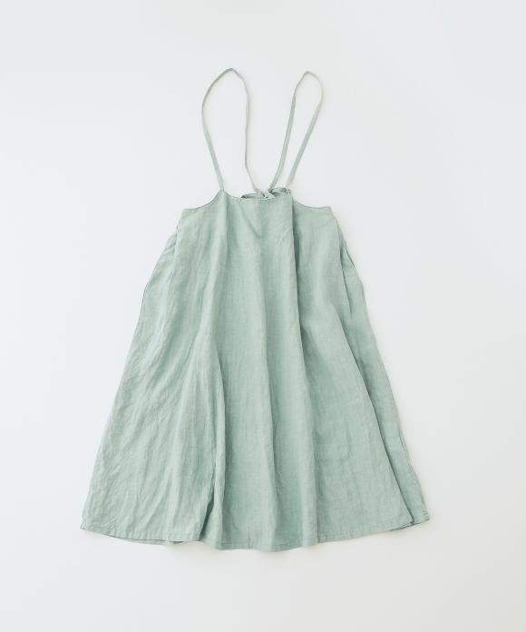 リネングランジジャンパースカート