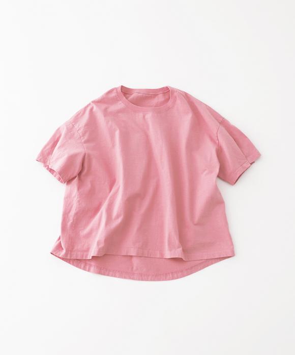 度詰め天竺タックスリーブプルオーバー limited color