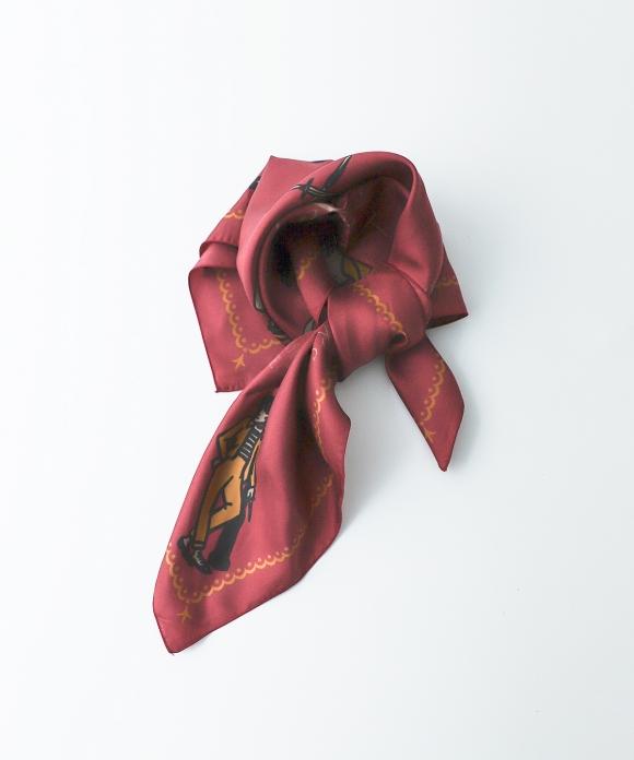 【A PIECE OF CHIC】スカーフ