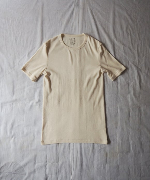 nest of daily use Crew Neck Short Sleeve Tee