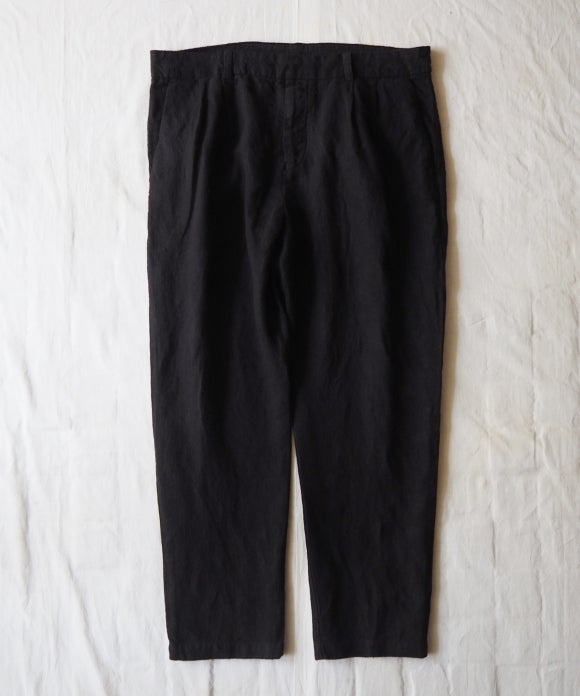 Brushed Linen Easy Pants
