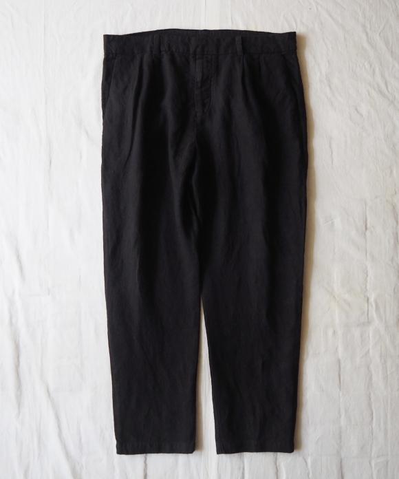 Brushed Linen Easy Pants