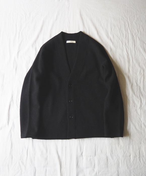 Wool Boucle Cardigan