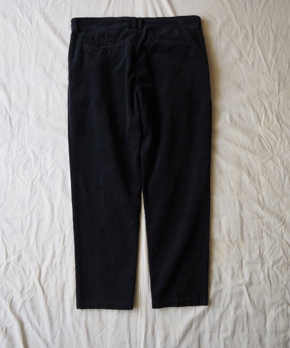 Over Dyed Corduroy Easy Pants