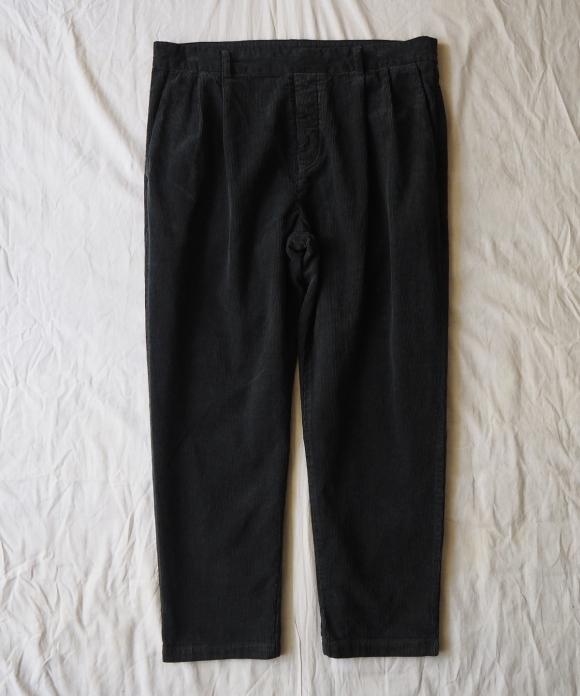 Over Dyed Corduroy Easy Pants