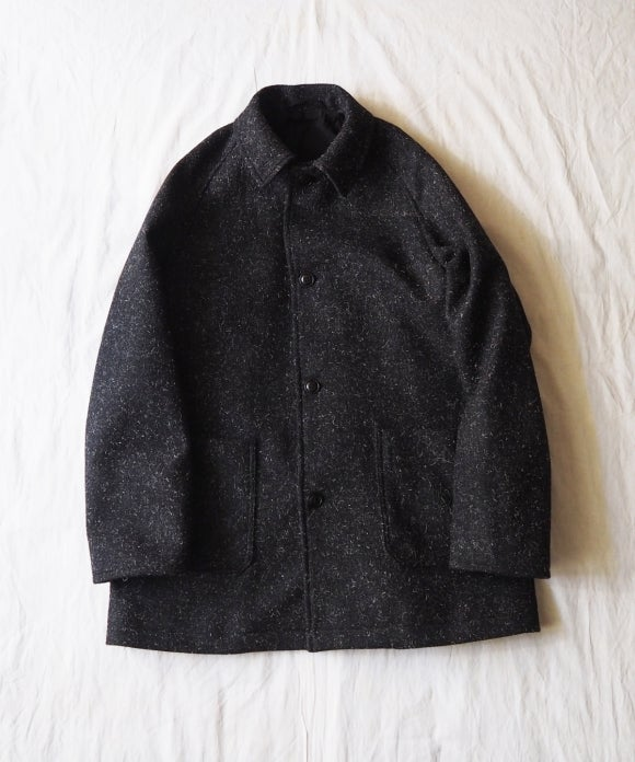 Kemp Melton Soutien Collar Coat