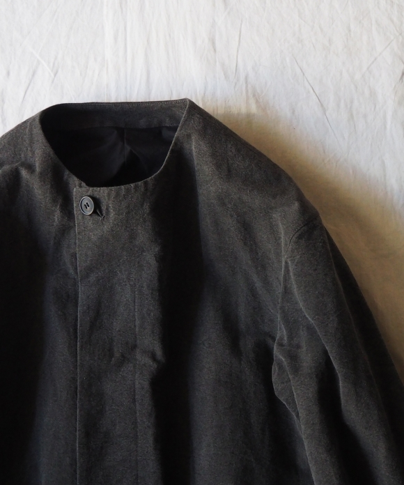 Paper Grosgrain Smock Coat
