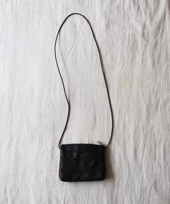 Leather Small Shoulder Bag
