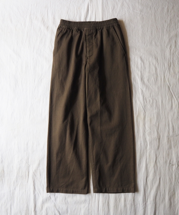 Cotton Kersey Track Pants