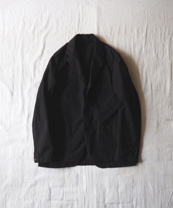 スーピマコットンテーラードジャケット
