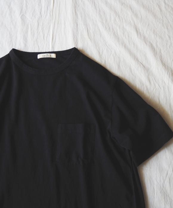 精紡天竺Tシャツ