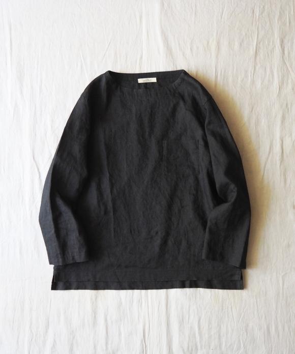 ダスティリネンバスクシャツ