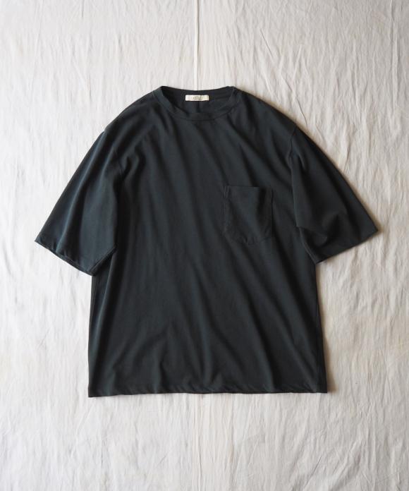 強撚天竺Tシャツ