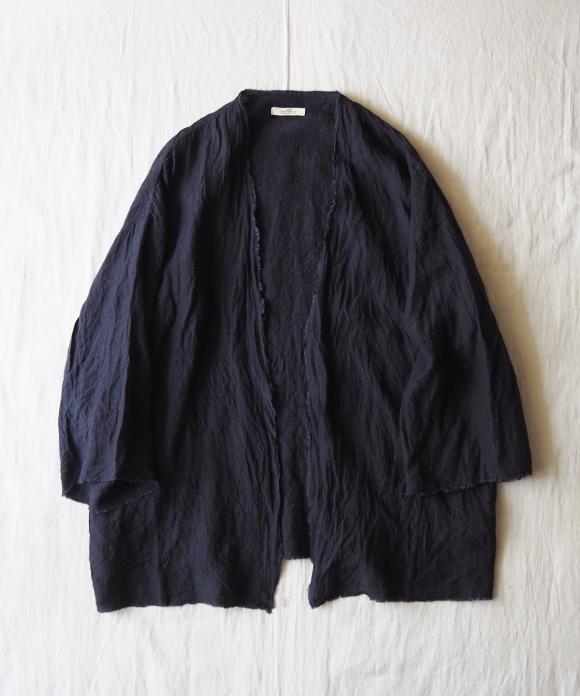 リネン羽織り