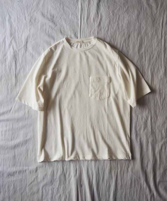 強撚天竺Tシャツ (New Color NAVY)