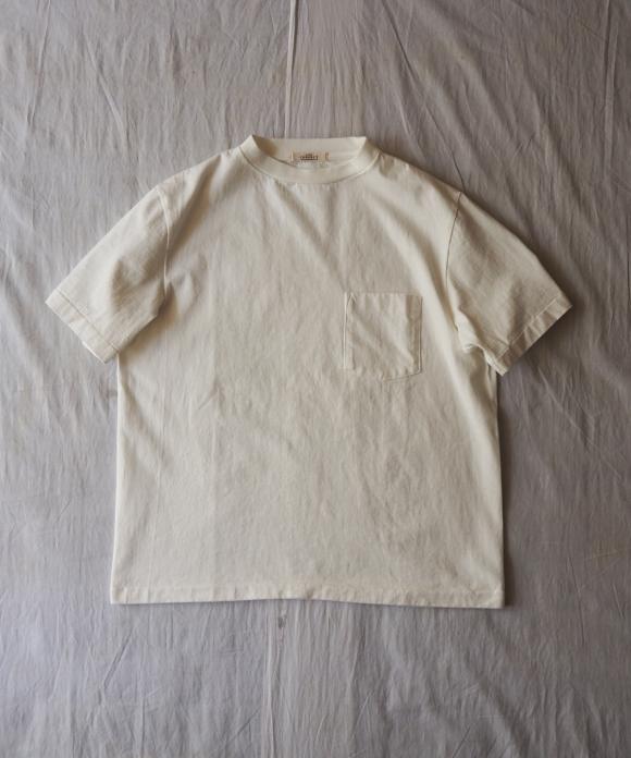 丸胴ヘビー天竺Tシャツ