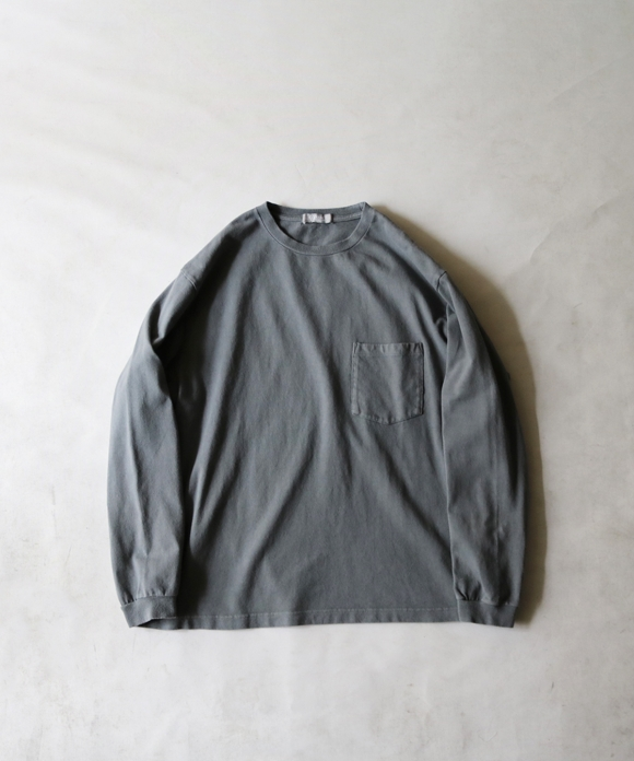 トルコオーガニックコットンロングスリーブTシャツ