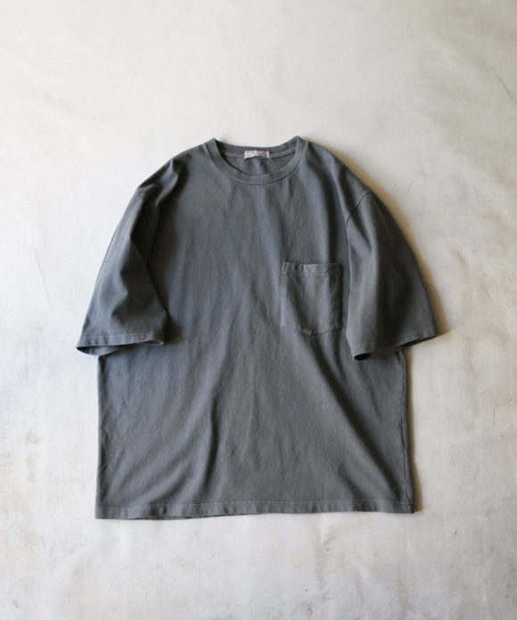 トルコオーガニックコットン クルーネックTシャツ