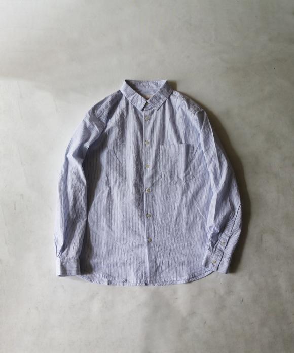 ウェーブボイルレギュラーカラーシャツ