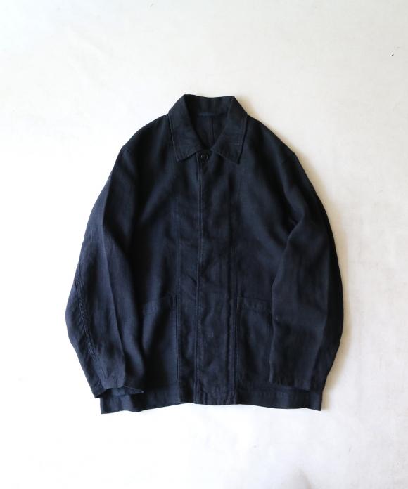 リネンシルクツイード ジャケット