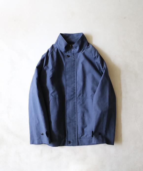 コットンダブルクロス セーリングジャケット