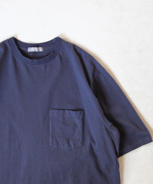 【UpcycleLino】天竺Tシャツ ハンガー付き