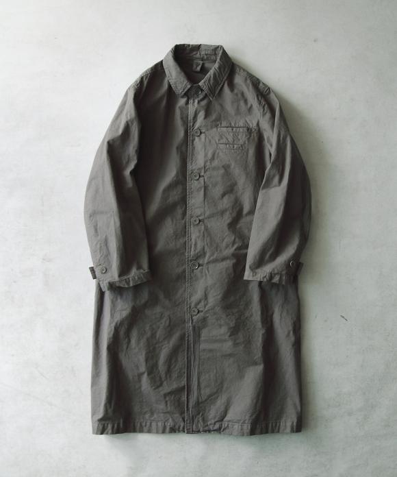 【KIGIさん別注】クラウディグレー コート
