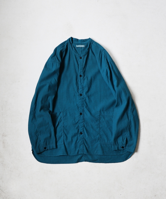 【UpcycleLino】カバーシャツ ハンガー付き