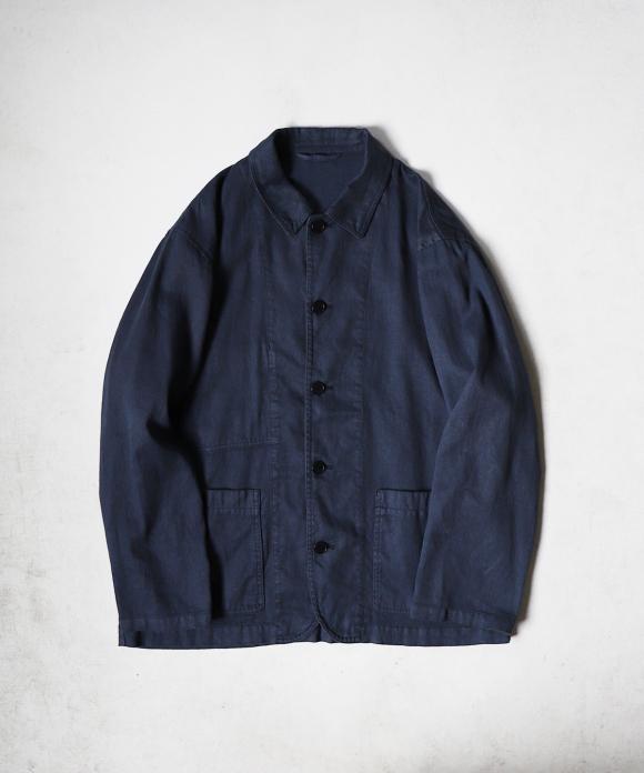 【UpcycleLino】ツイル カバーオール ハンガー付き new color