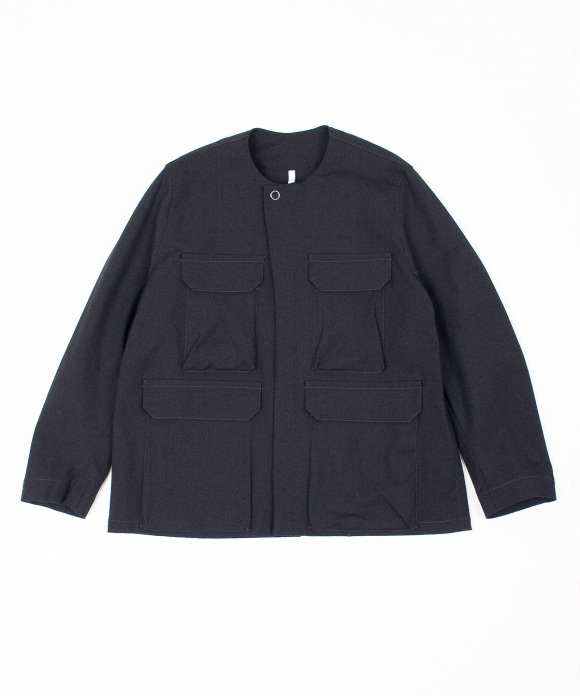 【FIRMUM】ストレッチツイルジャケット