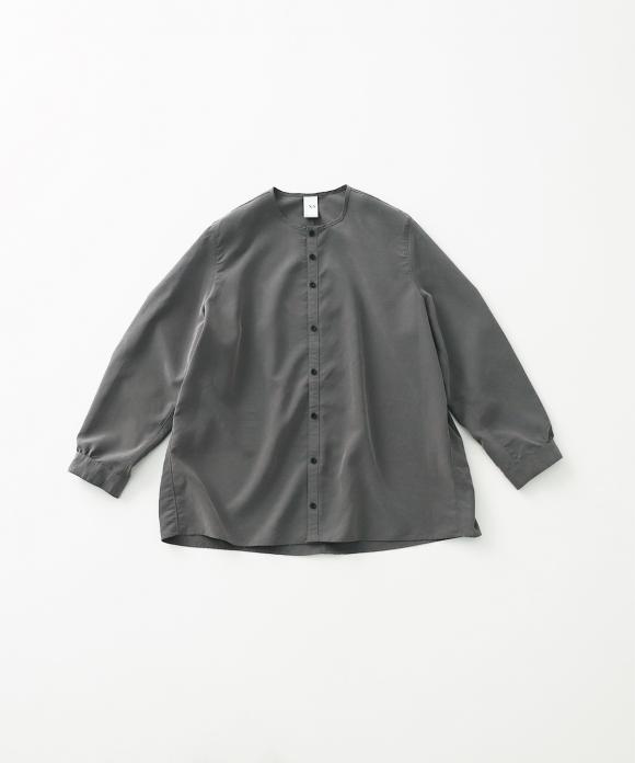 【NO CONTROL AIR】フィブリルテンセルシャツ