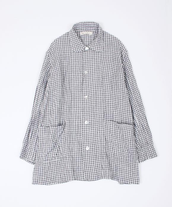 【fog with nest Robe】襟付きジャケット