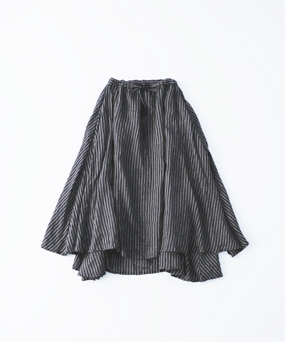 【fog with nest Robe】レイヤードスカート