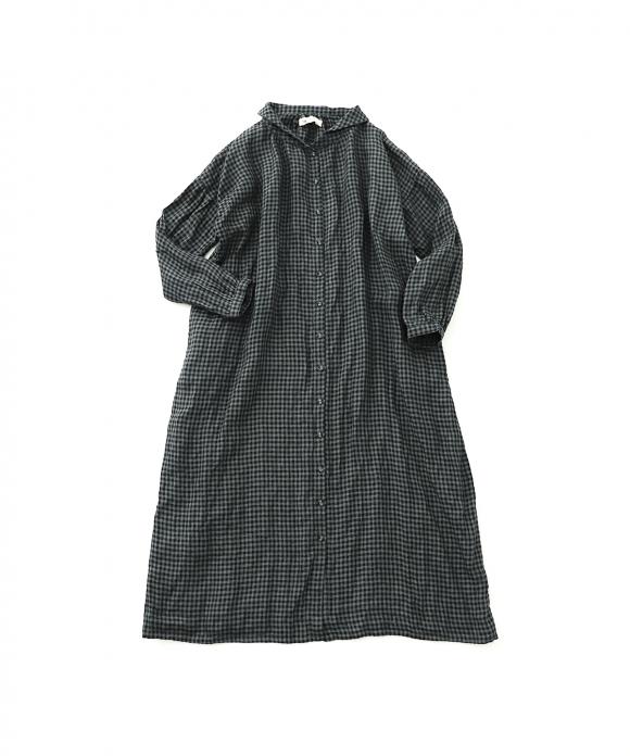 【fog with nest Robe】コートワンピース