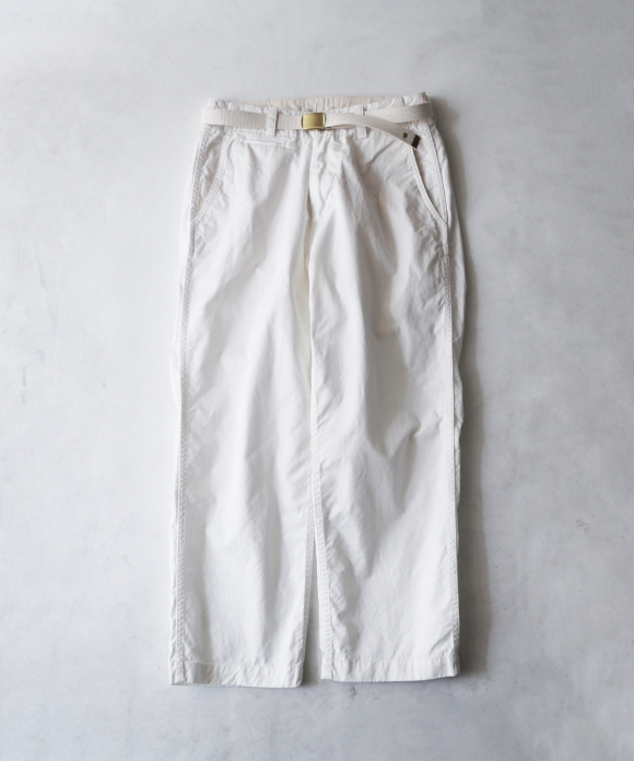 【MASTER & Co.】チノロングパンツ 別注カラー