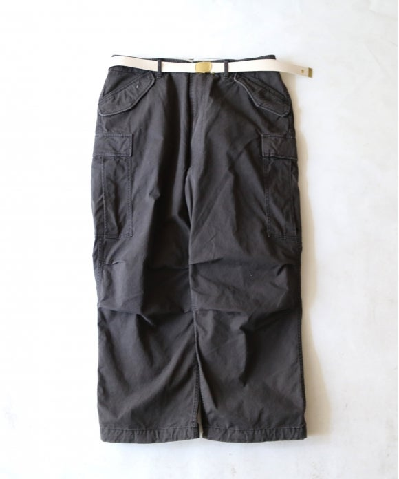 Master&Co. / 別注 CHINO M-65 6POCKETS FIELD PANTS