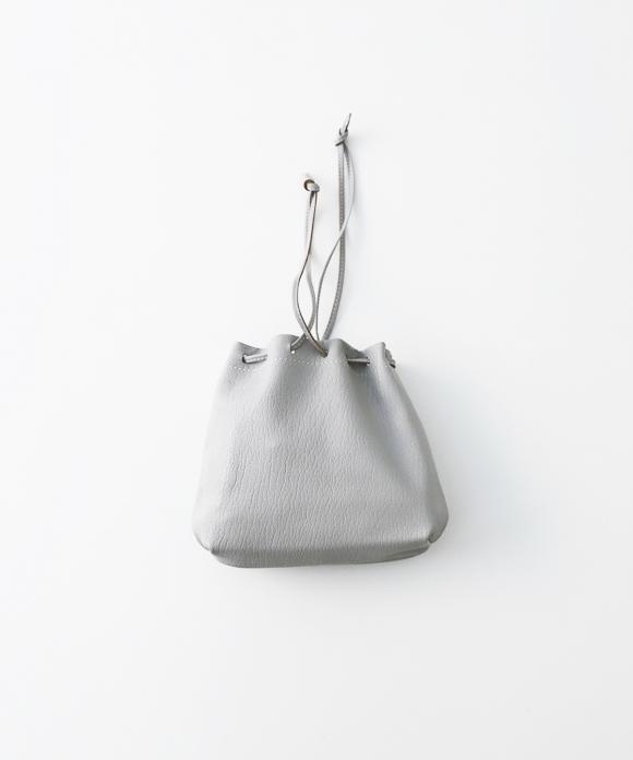 【MASTER & Co.】ゴートレザー巾着BAG