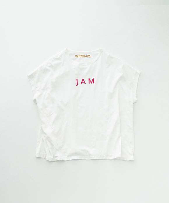 【MASTER & Co.】別注ロゴTシャツ limited item
