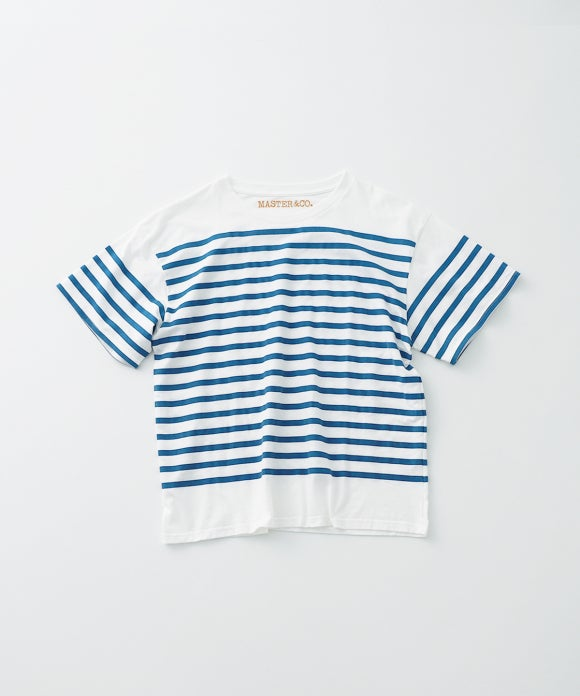 【MASTER & Co.】ボーダーTシャツ limited item