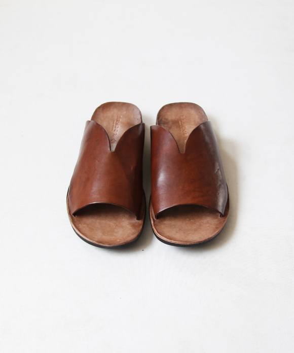 BRADOR / Leather Sandals