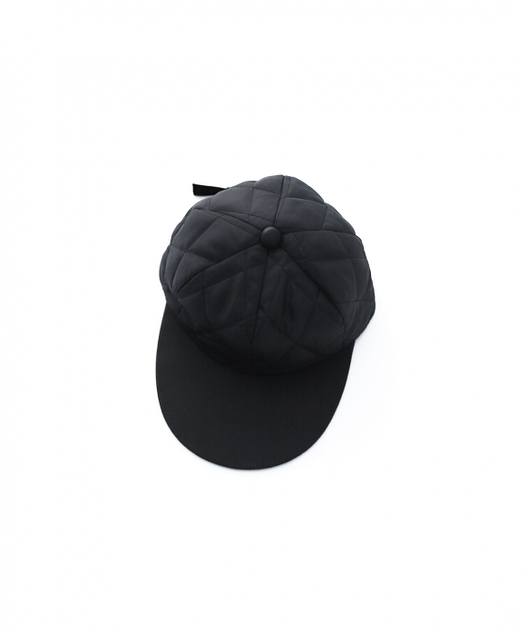 【saravah】QUILTING CAP limited item